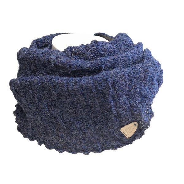 Pirita Design Käpy-tuubihuivi 19122 blue