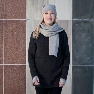 Pirita Design Metsätähti alpakkatunika 20113