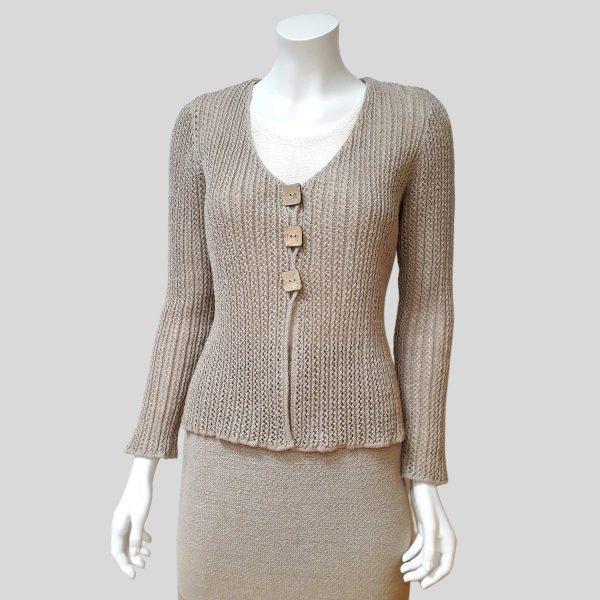 Pirita Design Suvi-jakku pellava