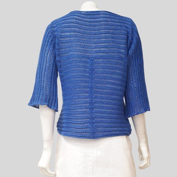 Pirita Design Punos-pusero sininen