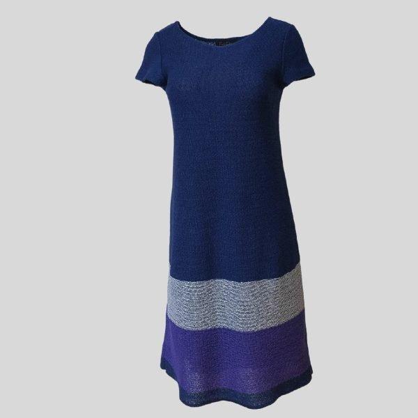 Pirita Design Orvokki-mekko sininen