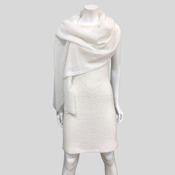 Haave pellavahuivi Riina-mekko Pirita Design