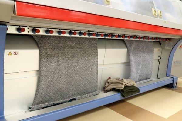 Pirita Design pellavaneule valmistus